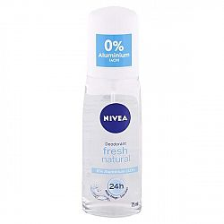 NIVEA dezodorant v spreji Fresh Natural 75 ml
