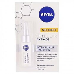 NIVEA intenzívna kúra Cellular Anti Age Hyaluron 5 ml