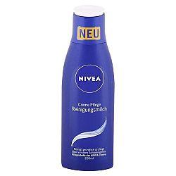 NIVEA krémové čistiace pleťové mlieko 200 ml