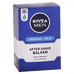 NIVEA Men balzam po holení pre mužov Original Mild 100 ml