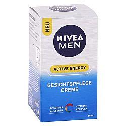 NIVEA Men krém na tvár pre mužov Active Energy 50 ml