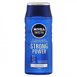 NIVEA Men šampón na vlasy pre mužov Strong Power 250 ml