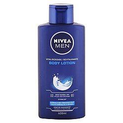 NIVEA Men telové mlieko pre mužov 400 ml