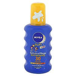 NIVEA Sun detský sprej na opaľovanie SPF 30 200 ml