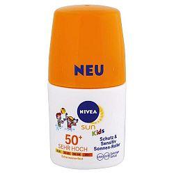 NIVEA Sun hydratačný Roll-on pre deti na opaľovanie SPF 50 50 ml