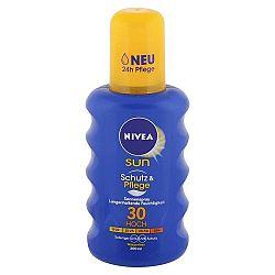 NIVEA Sun hydratačný sprej na opaľovanie SPF 30 200 ml