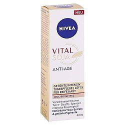 NIVEA tónovací denný krém Vital Soja Svetlý až stredne svetlý 40 ml