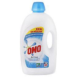 OMO Active univerzálny gél na pranie 5 l / 100 praní