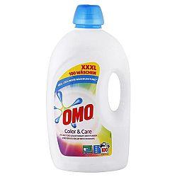 OMO Color & Care gél na farebné prádlo 5 l / 100 praní