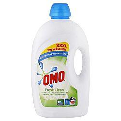 OMO Fresh Clean univerzálny gél na pranie extra svieži 5l / 100 praní