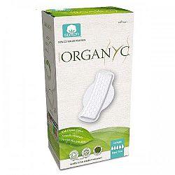 ORGANYC dámske vložky z organickej bavlny-veľmi silné krvácanie 10 ks