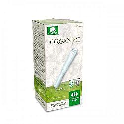 ORGANYC tampóny s aplikátorom z organickej bavlny-super 14 ks