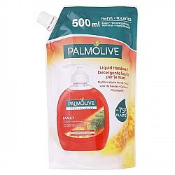 PALMOLIVE Hygiene Plus náhradná náplň tekuté mydlo Family s Propolisom 500 ml
