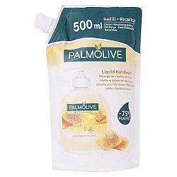 PALMOLIVE náhradná náplň tekuté mydlo Mlieko a med 500 ml