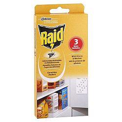 RAID nástraha na potravinové mole 3 ks