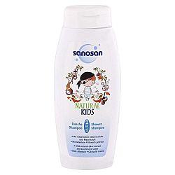 SANOSAN detský sprchový gél a šampón pre chlapcov Vôňa mora 250 ml