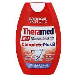 THERAMED Complete Plus 8v1 zubná pasta s ústnou vodou 75 ml