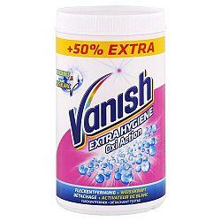 VANISH Extra Hygiene Oxi Action práškový odstraňovač škvŕn na bielu bielizeň 1,5 kg
