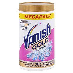 VANISH Gold Oxi Action práškový odstraňovač škvŕn na bielu bielizeň 1,5 kg