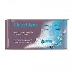 WATERWIPES vlhčené obrúsky na odličovanie Sensitive 24 ks