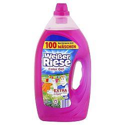 WEISSER RIESE Color gél na pranie farebnej bielizne 5 l / 100 praní