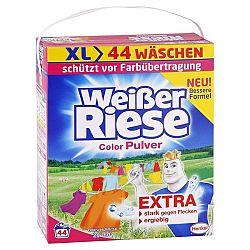 WEISSER RIESE Color prášok na pranie farebnej bielizne 2,42 kg / 44 praní