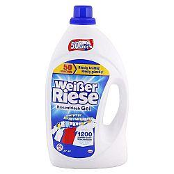 WEISSER RIESE univerzálny gél na pranie bielizne 2,5 l / 50 praní