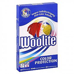 WOOLITE Color Protection obrúsky proti zafarbeniu 12 ks