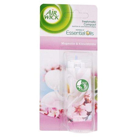 AIR WICK Freshmatic Compact náplň do osviežovača vzduchu Magnólia a kvety višne 24 ml