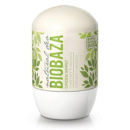 Biobaza DEO roll on green spirit 50 ml