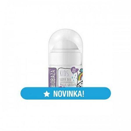 Biobaza KIDS DEO magic garden 30 ml