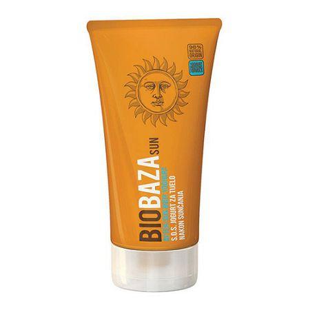 Biobaza SUN S.O.S. krém po opaľovaní s jogurtom 150 ml
