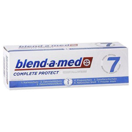 BLEND A MED bieliaca zubná pasta Complete protect 75 ml
