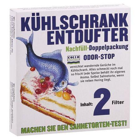 COLLO pohlcovač pachov v chladničke 2 ks