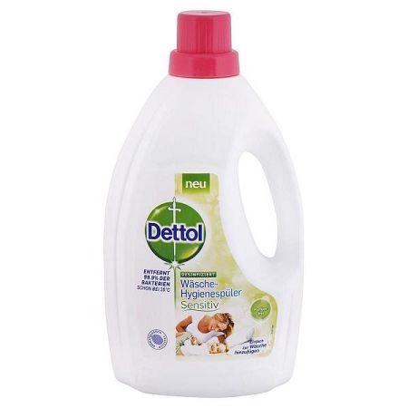 DETTOL antibakteriálna aviváž na pranie Sensitive 1,5 l