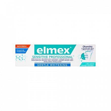Elmex Sensitive zubná pasta Professional whitening 75 ml