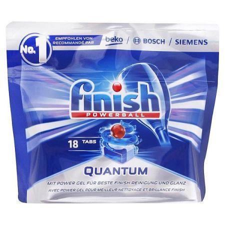 FINISH Powerball Quantum tablety do umývačky riadu 18 ks