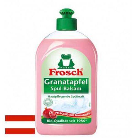Frosch bio Granátové jablko prostriedok na umývanie riadu 500 ml