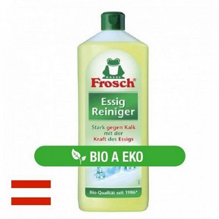 Frosch bio octový čistič na kúpeľňu 1 l