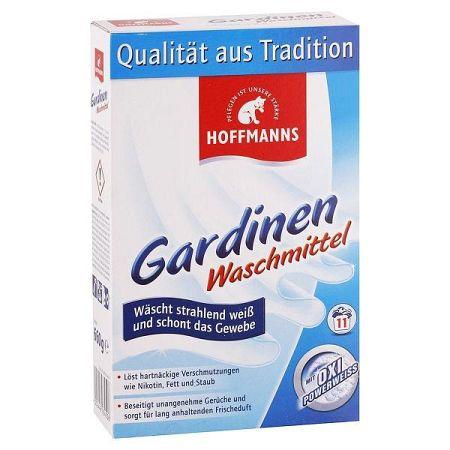 HOFFMANNS prášok na umývanie záclon 660 g / 11 praní
