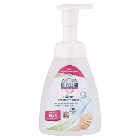 IMPRESAN dezinfekčný gél na ruky s pumpičkou 250 ml