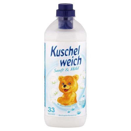 KUSCHELWEICH aviváž Sanft & Mild 0,99 l / 34 praní