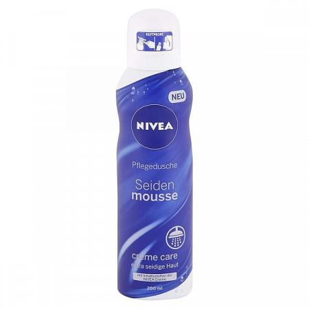 NIVEA sprchová pena Creme Care 200 ml
