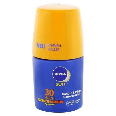 NIVEA Sun hydratačný Roll-on na opaľovanie SPF 30 50 ml