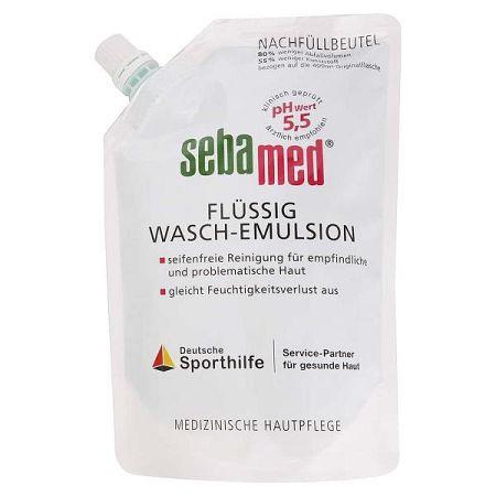SEBAMED náhradná náplň tekutej emulzie na umývanie 400 ml