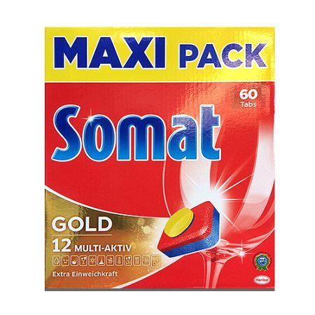 Somat Gold tablety do umývačky riadu 60ks